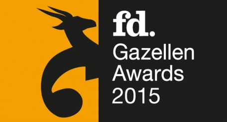 VCSW is trotse winnaar van de FD Gazellen Award 2015!