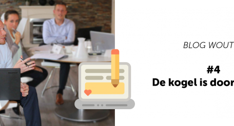 BLOG Wouter #4 // De kogel is door de kerk